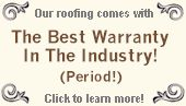 The Best Warranty In The Industry!  (period!)