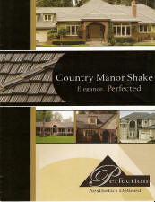 Click to view Country Manor Shake brochure