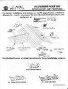 Click to view Classic Rustic Shingle Installation Manual